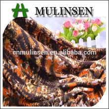 Mulinsen Textile Knitting Viscose Single Jersey Reactive Printed Fine 30s Ring Spun Rayon Spandex Fabrics For Baby Garments
