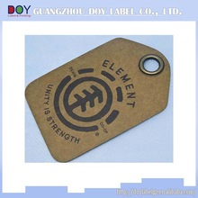 Factory price bottle neck hang tag