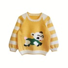 girls wool knitted sweaters