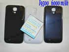 Mobile Phone Cases+Extended For Samsung Galaxy S4 Battery I9500