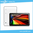 Quad Core 10.1 inch tablet pc 1024*600 Android 4.4 1.2GHz DDR1GB HD8GB Wifi Dual Camera