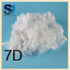 Close to hollow conjugated polyester fiber for 7D