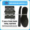 calidad superior de zapatos de goma del molde único