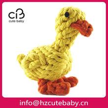 dark shape pet rope toys