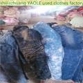 Atacado reciclado homens / senhoras calça jeans usado da austrália