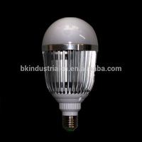 Russia market 12w led bulb b22 for exhibition hall