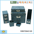 Durable Handmade Paper Office Stationery List