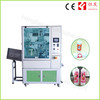 Cylindrical sticker Automatic heat transfer machine factory