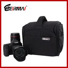 2014 hot sale leisure travelling bag , Black camera bag