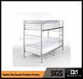 separables fuerte de hierro forjado cama litera para el hogar