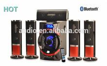 5.1 channel multimedia speaker system for South america market (DM-6566)