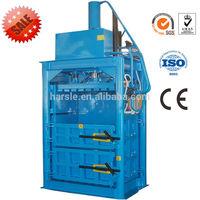 hydraulic vertical waste cardboard press baler,Y82-25 wool baler for polyethilene film waste, cartoon,straw,hay compress machine