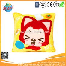 designer animal stuffed plush cushions