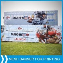1000*1000D fire resist PVC mesh fabric, mesh tarps for scaffold
