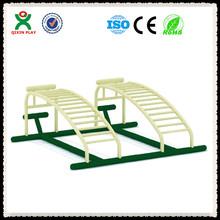 Excelente qualidade de casal treino ab máquinas/banco de fitness/ao ar livre musculação equipamento qx-090b