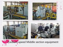 55 Gallon Steel-Drum Production Line middle piece production line solution