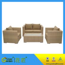 garden outdoor popular rattan furniture classic rattan sofa