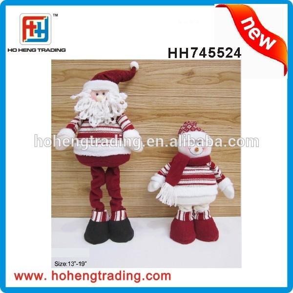 13''-19'' stuffed christmas toy