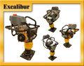Robin subaru benzina/portatile della benzina 12kn 80 kg vibratorio rammer modello sr80-2 lavoro interinale per la vendita