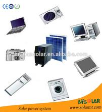 off-grid Solar Power system with Yingli Solar panel