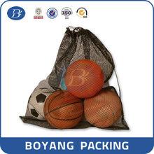 Custom nylon drawstring mesh bag