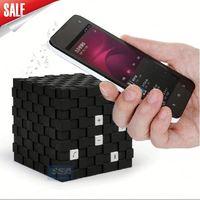 OEM mini bass cube speaker portable bluetooth cara membuat speaker aktif mini,hamburger mini speaker