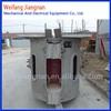 factory price new design cast metal melting furnace
