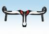2014 Latest design carbon fiber road bicycle pars MOST handlebar, carbon road bike handlebar, carbon handlebars