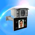 Incorporado el reconocimiento de la cara de la cámara ip con ir led/tiempo de asistencia con control de acceso