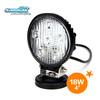 18W Waterproof case IP67 LED Work Light Truck Light 12v led cree driving lights