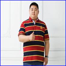 high end quality plus size man plain t-shirts wholesale, color combination polo shirt