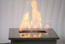 bio etanolo camino del bruciatore controllato a distanza