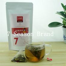 100% natural herbal Rose lotus leaf tea