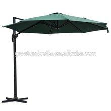 outdoor Solar LED Light Patio roma umbrella