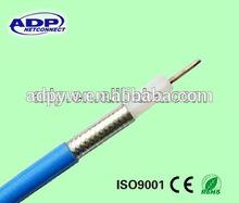 Adp Al Foil RG6 cabo coaxial