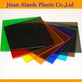 Pmma feuille de plexiglas acrylique coloré fonte./4x8 feuille de plastique