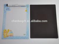 Custom flexible magnetic white board / magnetic dry erase board