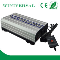 1.2kw grid hybrid solar power inverter with remote control Solar Power Inverter with LCD frequency inverter/ac drive
