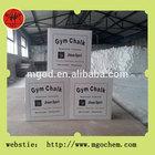 Hight Quality Climbing Sport Magnesium Carbonate Chalk Piece (meishen)