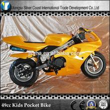 Mini 49cc Pocket Bike Kids Fashion Motorcycles 49cc