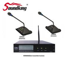 Wdm69 цифровая беспроводная конференц-система