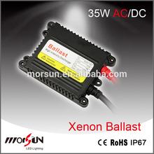 12V AC DC 35W auto HID xenon ballast,hid xenon kit,halogen bulb replacement