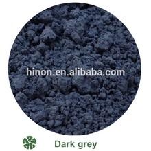 pure pigment for on glaze pigment dark grey