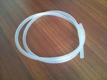 various size plastic extrusion tube extrusion customize plastic tube