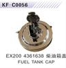 Fuel Tank Cap for Excavator EX200 4361638