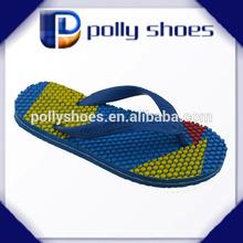 Summber fashion men high elastic beach rubber straps for flip flop