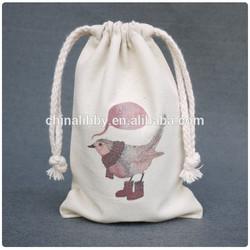 Most popular Promotional Canvas Drawstring Bag