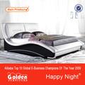 Foshan meubles indiens conçoit lit mobilier de chambre en vente( 2840#)