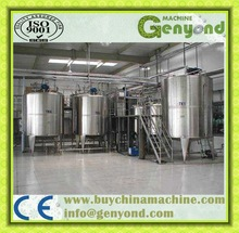 dairy / milk processing line / milk production line