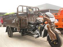 trike chopper three wheel motorcycle as truck for farming for cargo